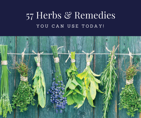 57 Herbs & Remedies